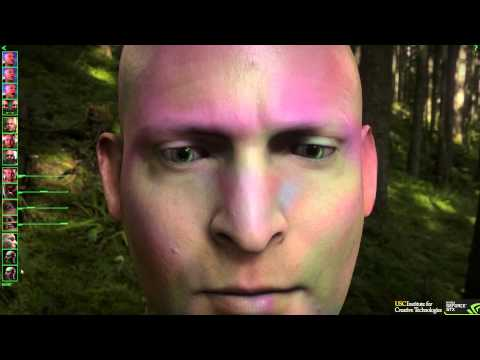 NEXT GEN GRAPHICS - Amazing Human Face Demo - HD