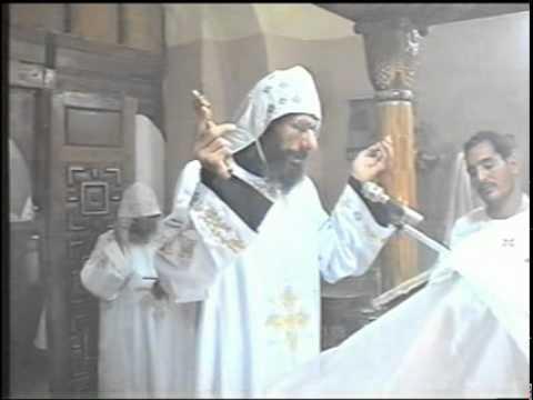 Holy Liturgy of Thursday 11-11-2010 St. George Church Part I