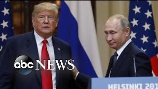 Sanders clarifies Trump's statement on whether Russia still a threat - ABCNEWS
