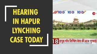 News 100: SC to hear plea on Hapur mob lynching today - ZEENEWS