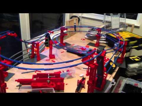 Rollercoaster for Bucks LEGO Show