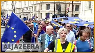 🇪🇺 🇬🇧 Fears over EU citizens forced to leave UK after Brexit | Al Jazeera English - ALJAZEERAENGLISH