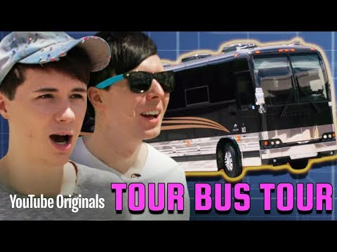Dan and Phil's Tour Bus Tour