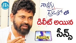 Sukumar About Deleted Scenes In Nannaku Prematho Movie || Talking Movies With iDream - IDREAMMOVIES