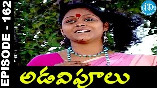 Adavipoolu || Episode 162 || Telugu Daily Serial - IDREAMMOVIES