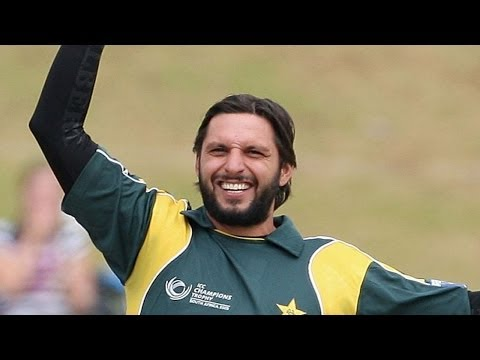 Shahid Afridi - Best ODI bowling performance, 2009