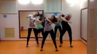 Go-go Dance by Inna Apolonskaya ( LaFee - Tell me why (Dj Viduta Remix))