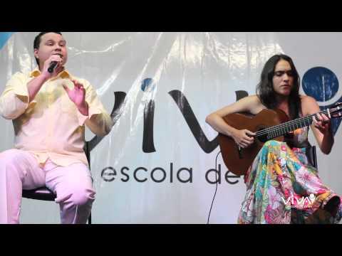 Projeto CASA ABERTA com Glairton Santiago - VIVA Escola de Artes