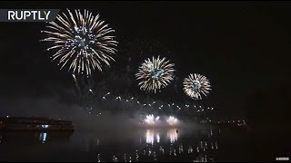 Rostec International festival of pyrotechnic art: Day 2 - RUSSIATODAY