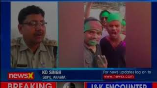 Bihar: Anti-India sloganeering reported from Araria bypolls, slogans shouted in RJD neta's road show - NEWSXLIVE