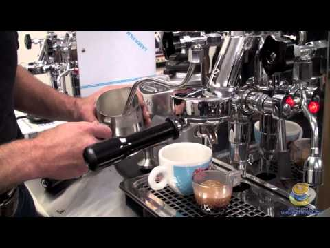 Expobar Office Lever Espresso Machine
