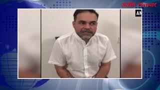आशीष पांडेय दिल्ली कोर्ट में सरेंडर के लिए पहुंचा