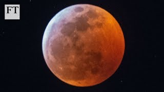 US sees rare total lunar eclipse - FINANCIALTIMESVIDEOS