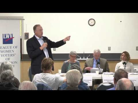 Port Townsend Education Forum Pt1 - Opening and Mike Blair