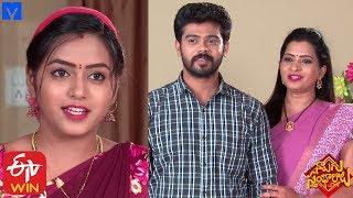 Naalugu Sthambalata Serial Promo - 17th February 2020 - Naalugu Sthambalata Telugu Serial - MALLEMALATV