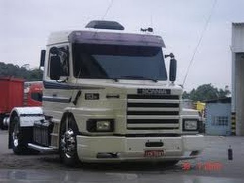 SCANIA 113 PENTE na TURBINA PREPARADO PART 2 TEL 15--981270202