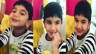 Allu Arjun Son Allu Ayaan Love Towards His Kalyan Mama | Vijetha | Tollywood Updates - RAJSHRITELUGU