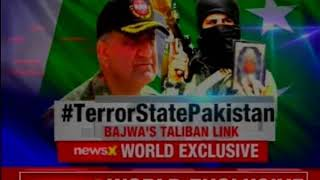 Exclusive: Bajwa's Taliban link confirmed, undeniable proof with NewsX - NEWSXLIVE