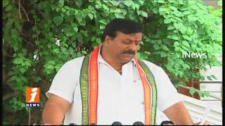 Congress Ponguleti Sudhakar Reddy Response On Pregnant Women Hospital Incident  In Khammam  | iNews - INEWS
