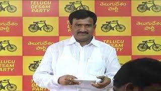 TDP Leader Vanteru Pratap Reddy to Join Congress Party | CVR News - CVRNEWSOFFICIAL