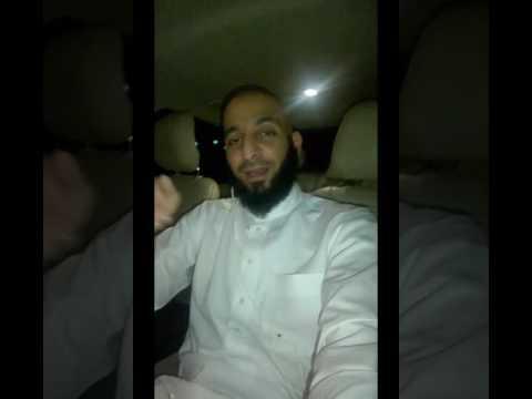 من احين جهز لحياتك، (أحمد القعود) - صوت وصوره لايف