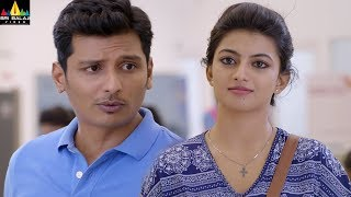 Chennai Chinnodu Movie Climax | Jeeva with Anandhi and GV Prakash | Sri Balaji Video - SRIBALAJIMOVIES