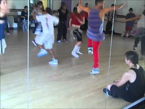 BZU2 Day 3 - Hip-Hop Adv. - Camillo Lauricella & Nika Kljun - Groups