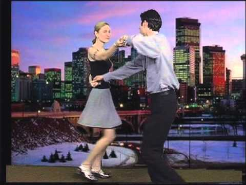 Let's Dance Swing: Intricate Hand Motions