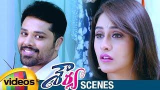 Regina Gets Engaged to Nandoo   Shourya Telugu Full Movie Scenes   Manchu Manoj   Mango Videos - MANGOVIDEOS