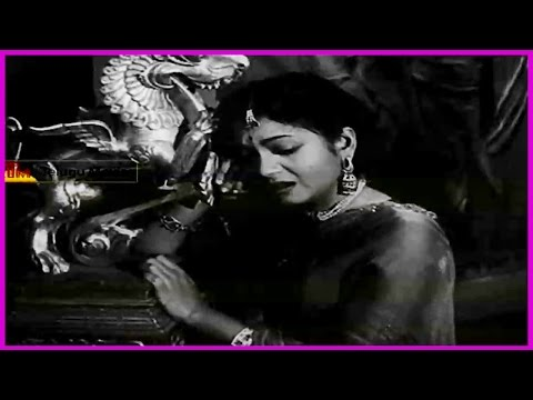 Bhooloka Ramba - Telugu Movie Superhit Song - Anjali Devi,Gemini Ganesan