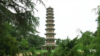 3D Printing Helps Restore 18th Century Chinese Pagoda - VOAVIDEO