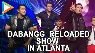 Salman Khan propelled Dabangg Reloaded concert in Atlanta is a SMASH HIT! - HUNGAMA