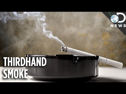 What Is Thirdhand Smoke And How Dangerous Is It?