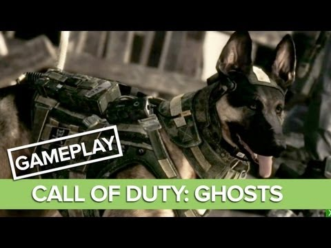 Call of Duty: Ghosts Gameplay and Trailer at Xbox One Reveal Event - Premiere