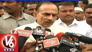 Telangana Deputy CM  Mohammed Ali greets people on ocassion of Eid - V6NEWSTELUGU