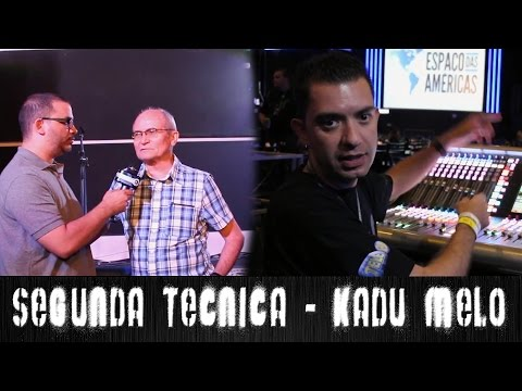 Segunda Técnica AeD + Kadu Melo | ÁudioRepórter News #9