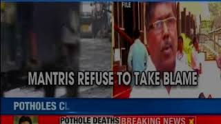 Mumbai killer potholes: Civic apathy kills Mumbaikars during rains - NEWSXLIVE