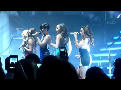 The Saturdays live