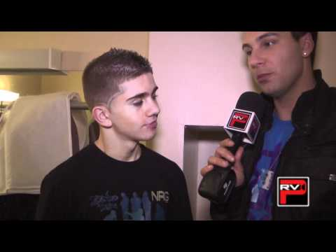 Madison Alamia of Iconic Boyz interview at NRG Dance Project Tour Sacramento