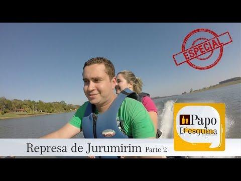 Papo D'esquina Especial - 19 Represa de Jurumirim parte 2 com Rafael da Marina JF