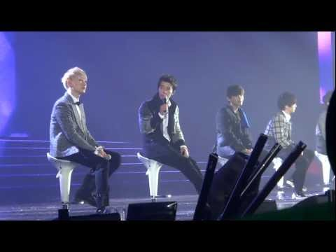 Fancam 20120406 SS4 PARIS Our love [Focus EunHae] + Fanchants