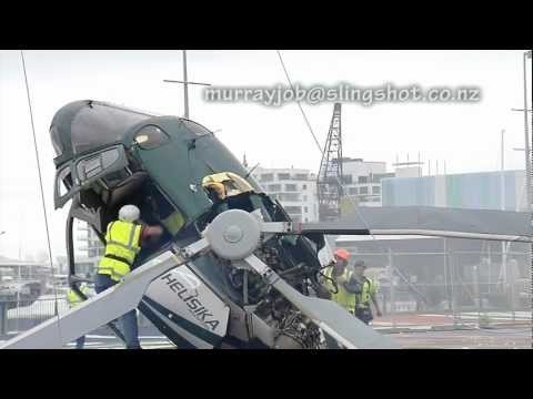 Helicopter Crashes Original HD footage