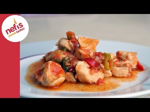 Tavuk Sote Tarifi | Nefis Yemek Tarifleri