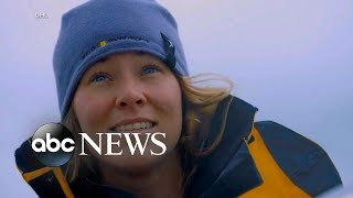 Woman attempting around-the-world sail rescued at sea - ABCNEWS