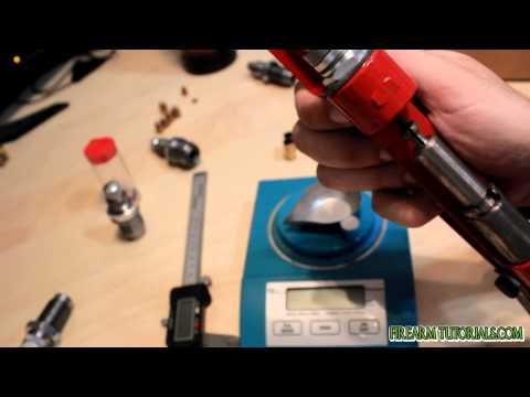 RELOADING: Using the Lee hand press from start to finish