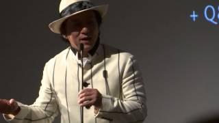 بالفيديو ..جاكي شان: لا أحب أفلام الحركة لكن الجمهور يتقبلها