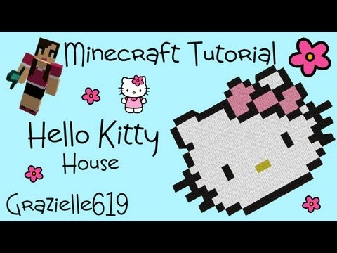 Minecraft Hello Kitty Owns Hd Vidoemo Emotional Video