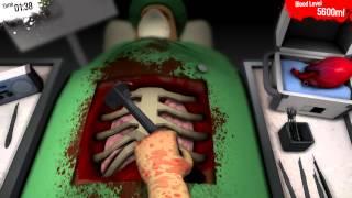 давайте поиграем в хирурга