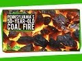 Pennsylvania's 50-Year-Old Coal Fire