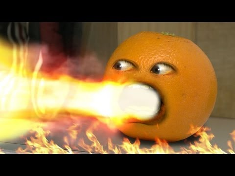 Annoying Orange Time to Burn